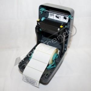 Z oprogramowaniem drukarka etykiet zebra gk420